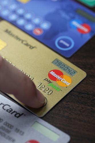 ?続?手当たり次第にクレジットカード申込?楽天カード到着